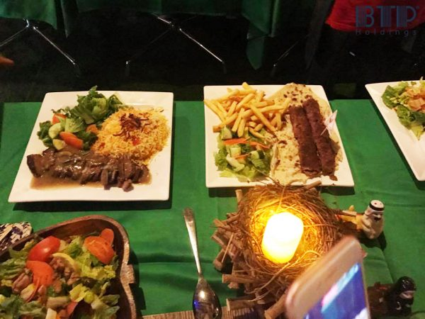 (Enjoy Dubai specialties at Local House restaurant)